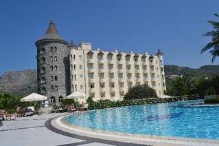 отель Alinn Sarigerme Club 4*