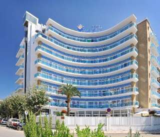 отель Maritim Calella 3*