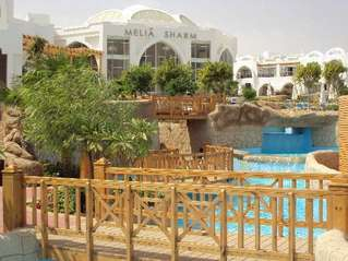 отель Melia Sharm Resort 5*