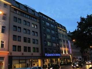 отель Flemings Hotel Wien-Westbahnhof 4*
