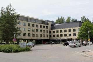 отель Radisson Blu Hotel, Espoo 3*