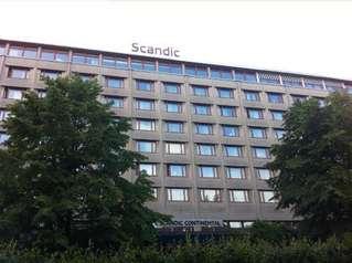отель Scandic Continental 4*