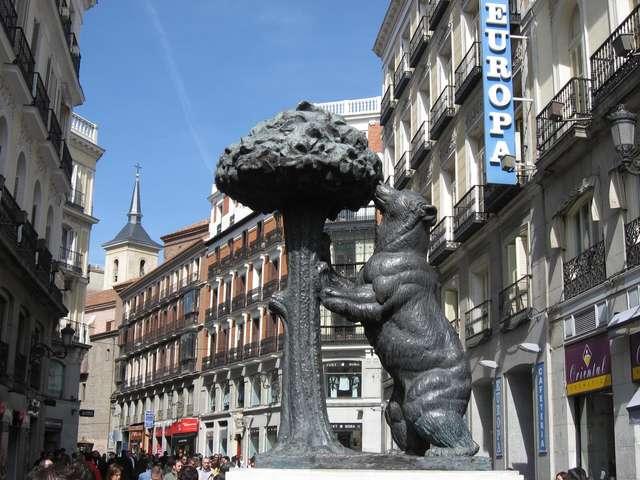 Символ Мадрида