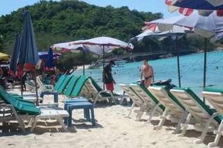 отель Cosy Beach 3*