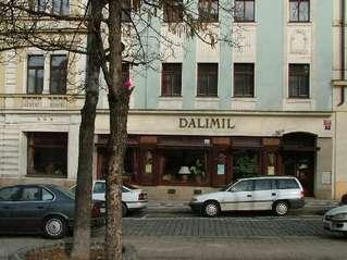 отель Dalimil 3*