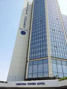отель Corinthia Hotel Prague 5*