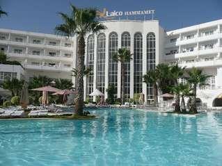 отель Laico Hammamet 5*