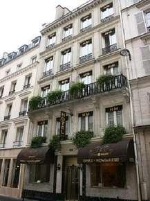 отель Migny 2*