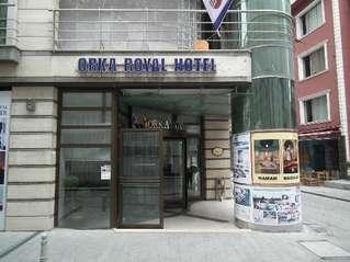 отель Orka Royal 4*