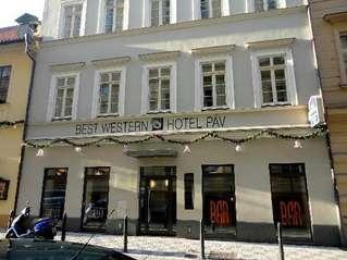 отель Best Western Hotel Pav 3*
