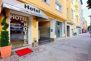 отель Artim Charlottenburg 3*