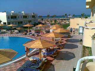 отель Club Calimera Hurghada 4*