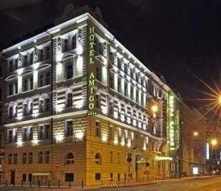 отель Amigo 4*