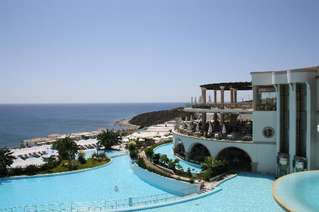 отель Atrium Prestige Thalasso Spa Resort & Villas 5*