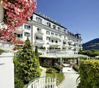 отель Grand hotel Zell am See 4*