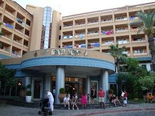 отель Grand Kaptan 5*