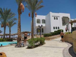 отель Coral Beach Tiran Rotana Resort 4*