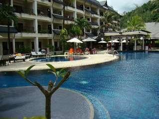 отель Doubletree Resort By Hilton Phuket Surin Beach 4*