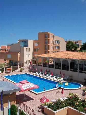 Отель Hera 3*