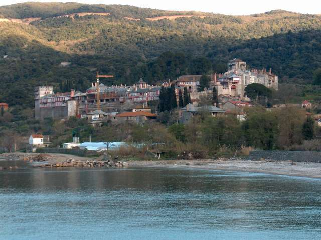 Монастырь Ватопедиу