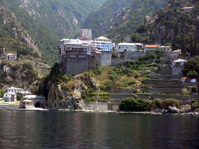 Монастырь Агиу Дионисиу