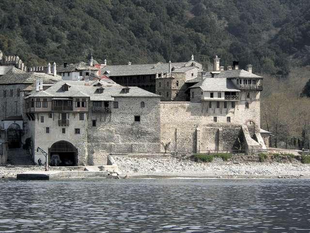 Монастырь Ксенофонт