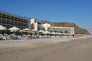 отель The Radisson Blu Fujairah Resort 5*