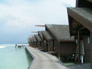 отель LUX Maldives 5*