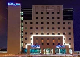 отель Citymax Bur Dubai 3*