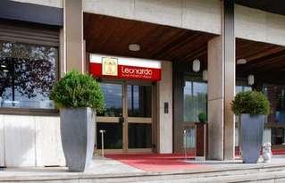 отель Leonardo Hotel Frankfurt Airport 4*