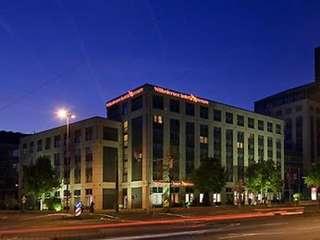 отель Woehrdersee Hotel Mercure Nuernberg City 4*