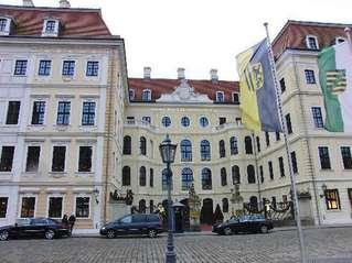 отель Kempinski Taschenbergpalais 5*