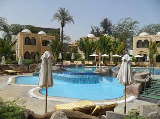 отель Sheraton Luxor Resort 5*