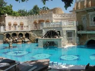 отель Ajit Bhawan palace 3*