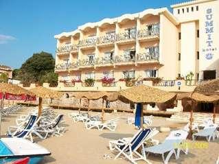 отель Summit hotel Gaeta 3*