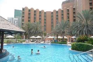 отель Sheraton Abu Dhabi Hotel & Resort 5*
