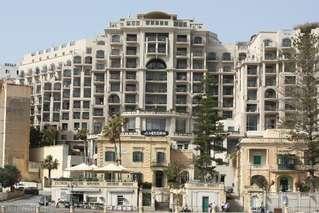 отель Le Meridien St. Julians Hotel & Spa 5*