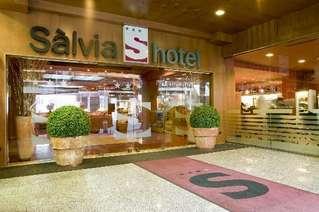отель Salvia 3*