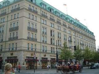 отель Adlon Kempinski 5*