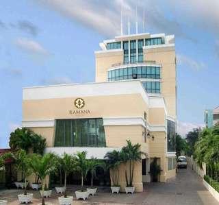 отель Ramana 4*