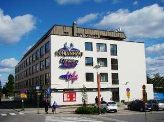 отель Rantasipi Pohjanhovi 4*