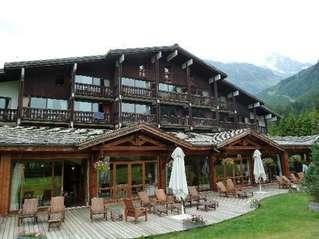 отель Les Grands Montets 3*