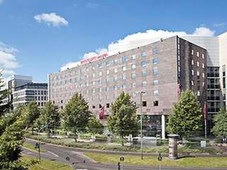 отель Mercure Hotel Duesseldorf Seestern 4*