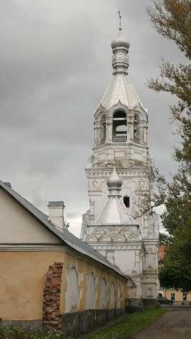 Колокольня Десятинного монастыря