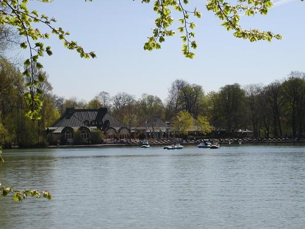 Озеро Клейнхессенлое