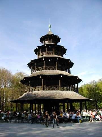 Китайская башня