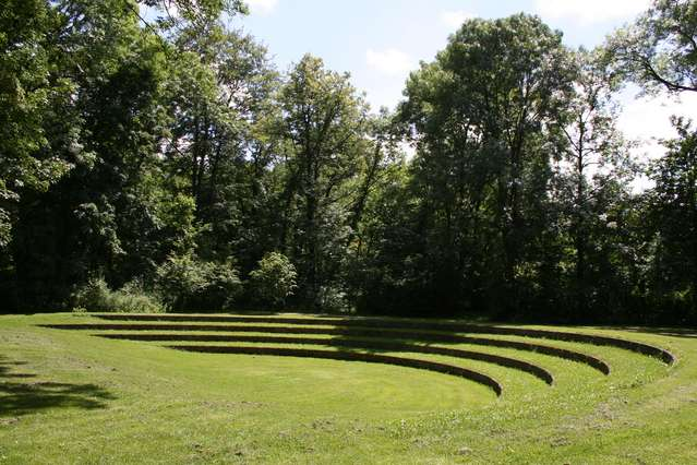 Амфитеатр в Английском парке