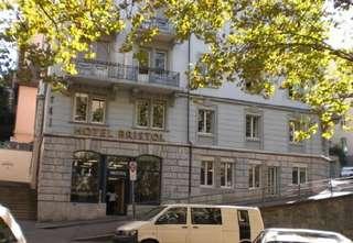 отель Bristol Zurich 3*