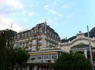 отель Fairmont Le Montreux Palace 5*