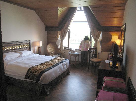 Отель Kandawgyi Palace Hotel 4*